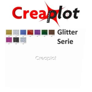 Textielfolie Glitter
