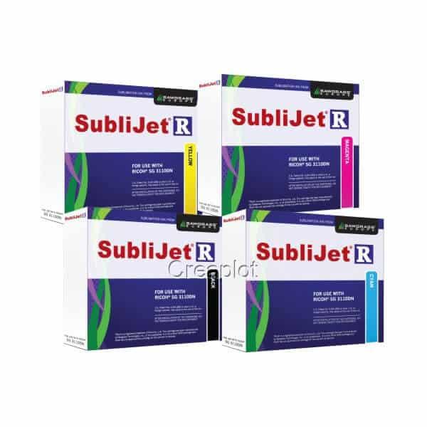 Sublimatie inkt Ricoh SG3110