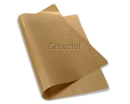 Teflon cover sheet