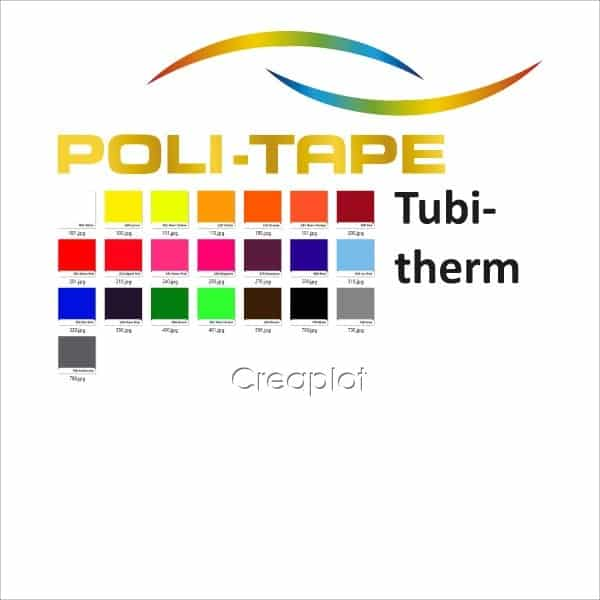 Textielfolie Politape Tubitherm - Flockfolie
