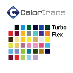 Kleuren Turbo Flex Calortrans