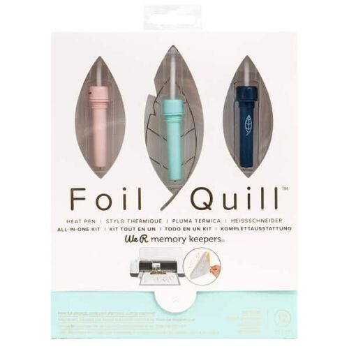 Foil quill all in one startersset