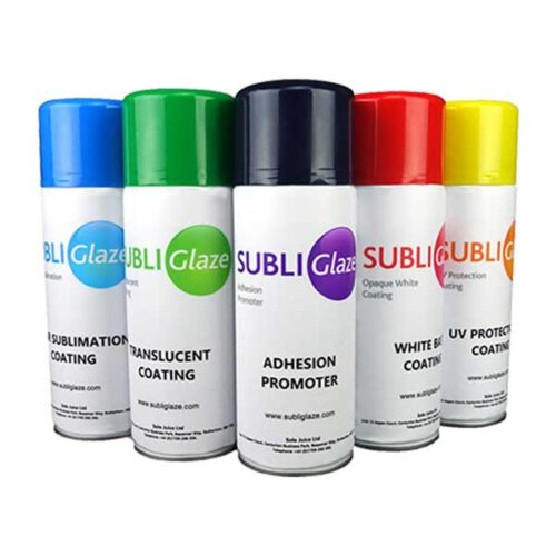 Sublimatie coating sprays